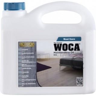 Woca Onderhoudsolie Wit 2,5 liter