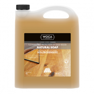 Woca Zeep Naturel 5 liter