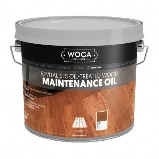 Woca Onderhoudsolie Wit 2,5 liter nvt